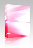 Abstract wallpaper box package Royalty Free Stock Photography