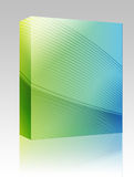 Abstract wallpaper box package Stock Image