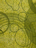 Abstract wallpaper with circles. Backgrounds bright bubbles Stock Photos