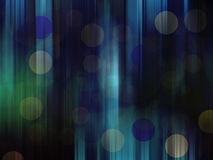 Abstract wallpaper graphic art picture, winter dark blue with gray and green (Design) Stock Photos