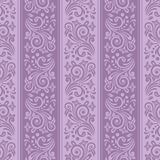 Abstract wallpaper with pattern. Seamless background with stripes for design, vector Illustration stock illustration