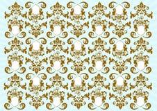 Abstract wallpaper pattern. Vector Royalty Free Stock Photos