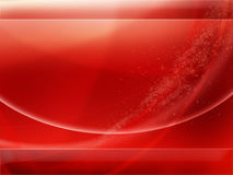 Abstract wallpaper in red Royalty Free Stock Images