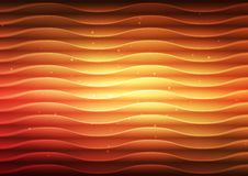 Abstract warm background Stock Photos