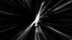 Black and white Abstract Blur Loop stock video footage