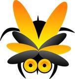 Abstract wasp Royalty Free Stock Image