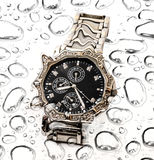 Abstract Watch. Royalty Free Stock Photos