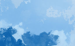Abstract Water Color,Cloud Paint. Abstract Water Color,Cloud Paint Stock Image