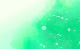 Abstract Water Color,Green Paint. Abstract Water Color,Green Paint Stock Photo