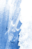 Abstract Water Color Guitar Background Stock Images