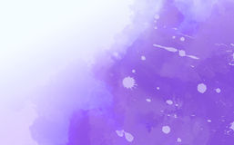 Abstract Water Color,Purple Paint. Abstract Water Color,Purple Paint Stock Image