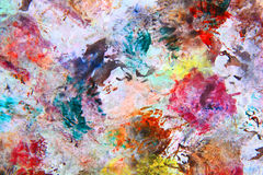 Abstract water color texture Stock Photo