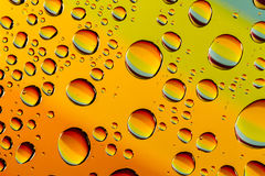 Abstract Water Drops Macro Backgrounds Stock Images