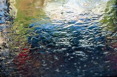 Abstract water reflection for background Royalty Free Stock Images