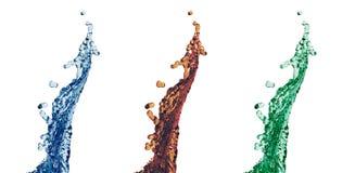 Abstract water, splash Stock Photo