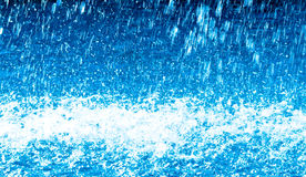 Abstract Water Spray. Abstract water droplets and spray Stock Photo