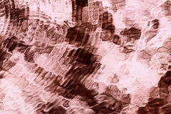 Abstract water surface background Stock Image