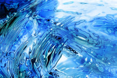 Abstract water texture Stock Photography
