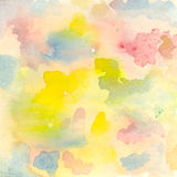 Abstract watercolor Royalty Free Stock Image