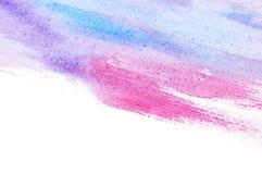 Abstract watercolor art Stock Photos