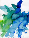 Abstract watercolor background Stock Images