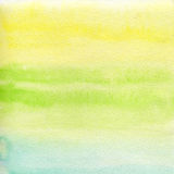 Abstract watercolor background. Abstract watercolor hand painted background royalty free illustration