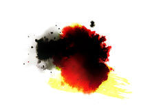 Free Abstract Watercolor Background Royalty Free Stock Image - 17310596