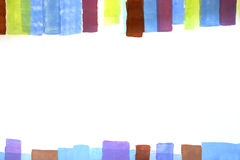 Abstract watercolor background. Abstract watercolor hand painted background Royalty Free Stock Photo