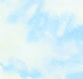 Abstract watercolor background. Stock Photos