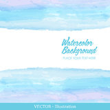 Abstract watercolor background. royalty free illustration