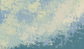 Abstract  watercolor. For background. Digital art painting Royalty Free Stock Photography