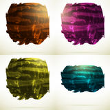 Abstract Watercolor background. EPS 10 Stock Photos