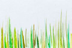 Abstract watercolor background forming by stripes. Stock Photo