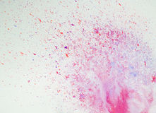 Abstract watercolor background paint designs Stock Photos