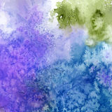 Abstract watercolor background Royalty Free Stock Photo