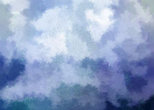Abstract Watercolor background. Stock Photography