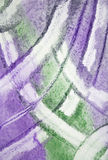 Abstract watercolor background on paper texture Royalty Free Stock Photos