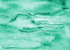 Abstract watercolor background on paper texture Stock Image