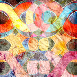 Abstract watercolor background Stock Photos