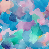 Abstract watercolor background texture pattern blur spot Stock Images