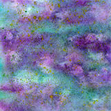 Abstract watercolor background. Royalty Free Stock Photos