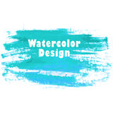 Abstract watercolor background. Vintage illustration. Hand drawn Royalty Free Stock Photography