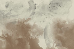 Abstract watercolor background. For your own creations Stock Image