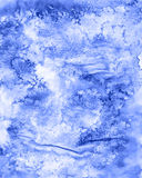 Abstract watercolor drawing handmade texture Stock Image