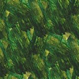 Abstract watercolor green and art seamless Royalty Free Stock Photos