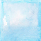 Abstract watercolor hand painted Royalty Free Stock Photography