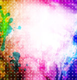 Abstract watercolor illustration Stock Photo