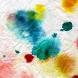Abstract watercolor Stock Photography