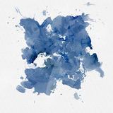 Abstract watercolor paint Stock Photo