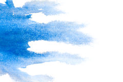 Abstract watercolor paint Stock Photos